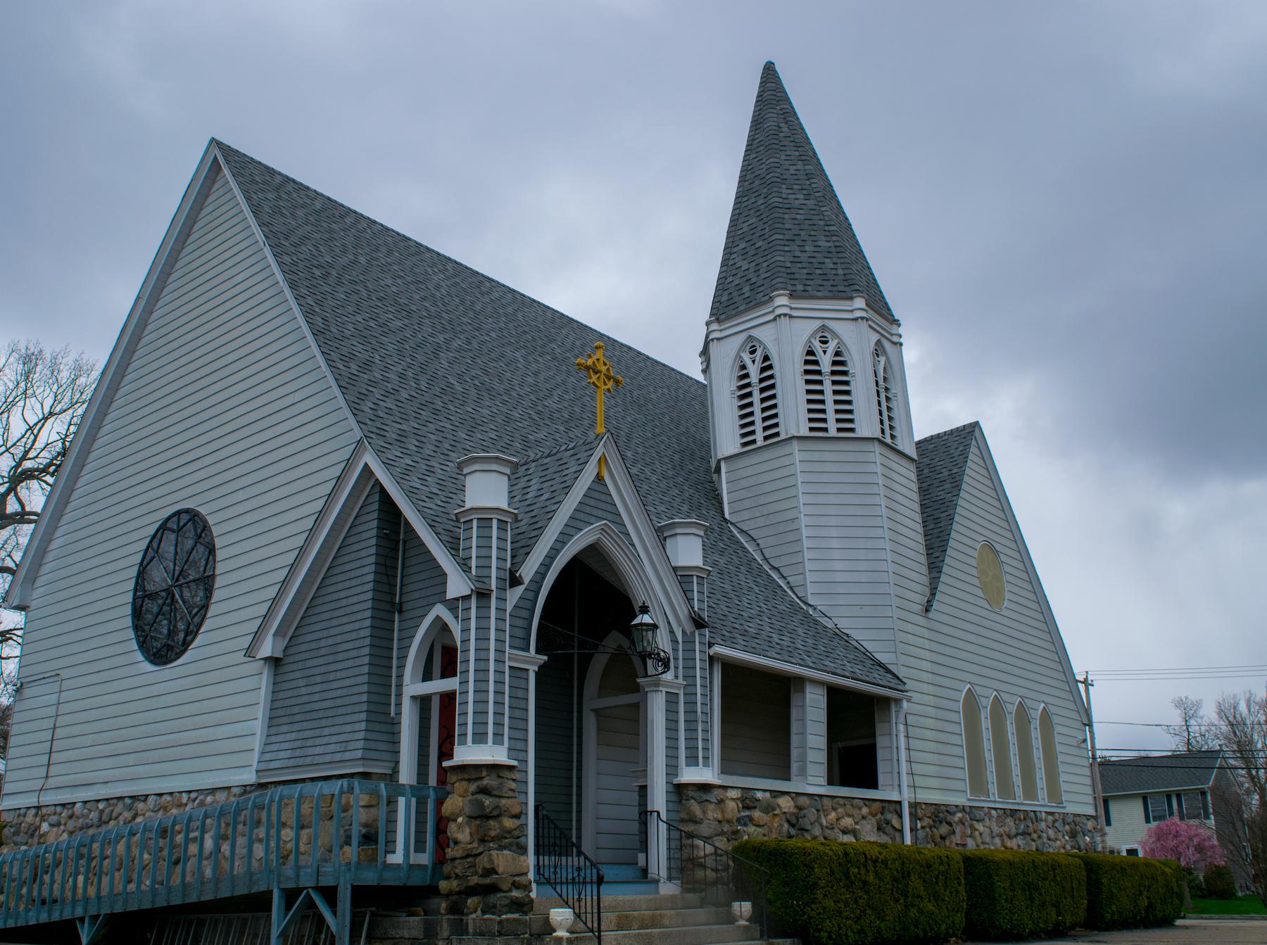 episcopal worship rhode island