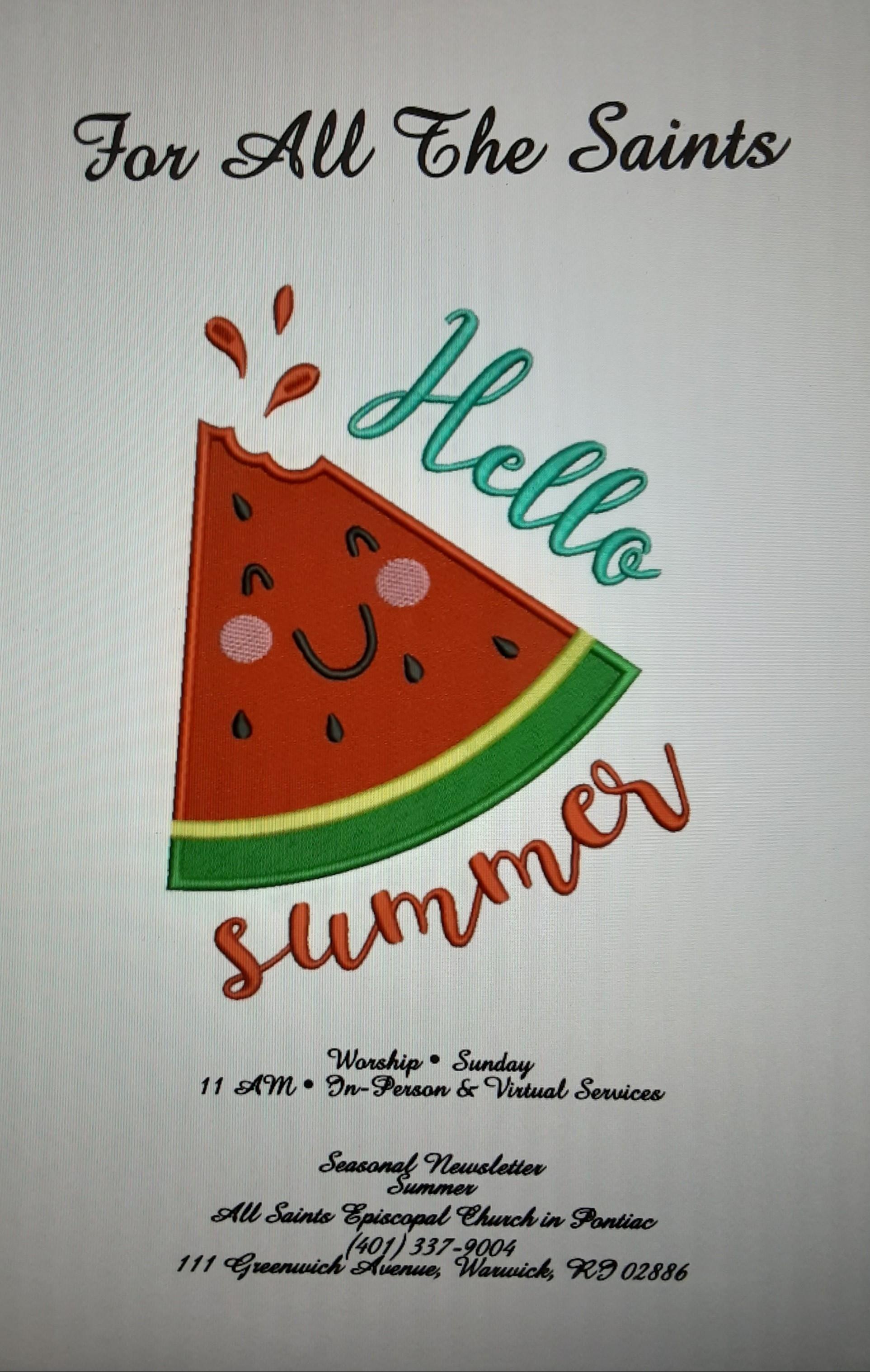 Summer Issue 2021